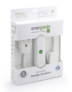 Energenie Automatic Standby Shutdown Adapter